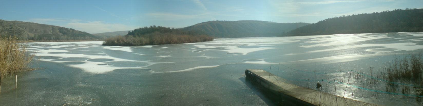 Eymir gölü 2.2.2007