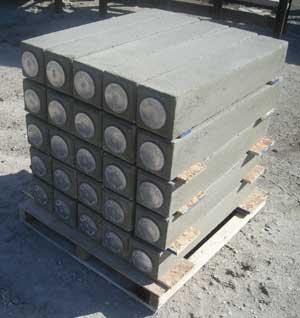 Hazır beton kalıpları