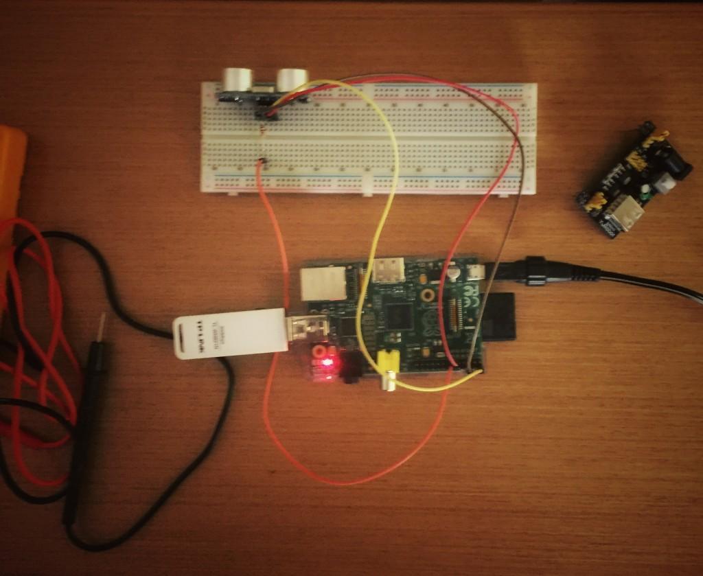 Raspberry Pi ve hareket sensörü