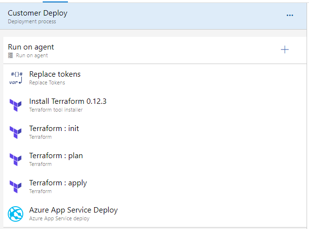 Azure DevOps Release görevleri